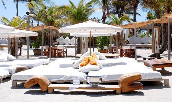 nikki beach miami - plage privée miami (33139 miami beach)